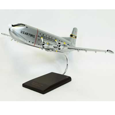 C-124C Globemaster (1:100), TMC Pacific Desktop Airplane Models Item Number AC124T