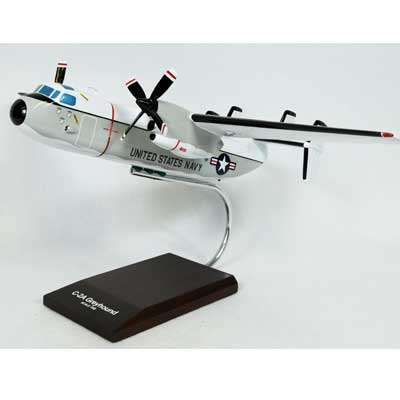 C-2A Greyhound (1:48), TMC Pacific Desktop Airplane Models Item Number AC2AT