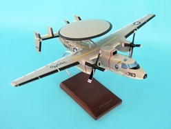 E-2C Hawkeye (1:48), TMC Pacific Desktop Airplane Models, Item Number AE2CT