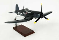 F4U-1 Corsair US Navy (1:28) #29 by Executive Series Display Models Item Number: AF4U1N