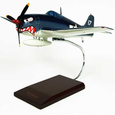 F6F-3 Hellcat (1:32), TMC Pacific Desktop Airplane Models Item Number AF6FT