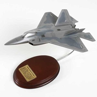 F-22 Raptor (1:57), Executive Series Display Models Item Number AM07019