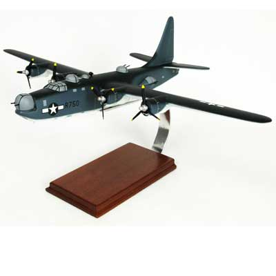 PB4Y-2 Privateer (1:66), TMC Pacific Desktop Airplane Models Item Number APB4Y