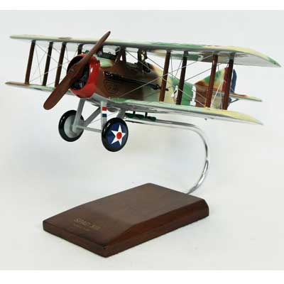 SPAD XIII (1:24), TMC Pacific Desktop Airplane Models Item Number ASPRT