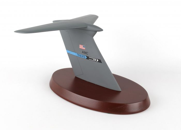 T-Tail For C-5 Travis AFB, Executive Series Display Models, Item Number ATC5T