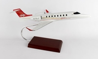 Bombardier Learjet 75 1/35, Executive Series Display Models Item Number BL75TR