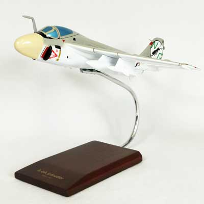A-6A Intruder (1:48), TMC Pacific Desktop Airplane Models Item Number CA06NHVTR