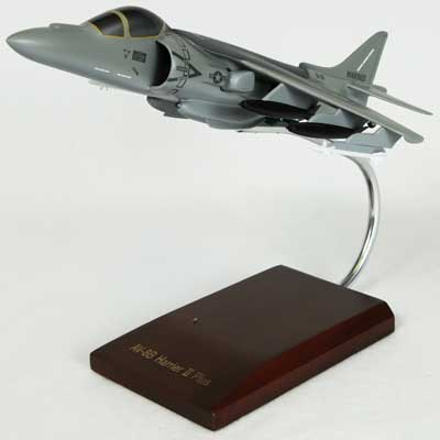 AV-8B Harrier II USMC (1:48), TMC Pacific Desktop Airplane Models Item Number CAH1TR