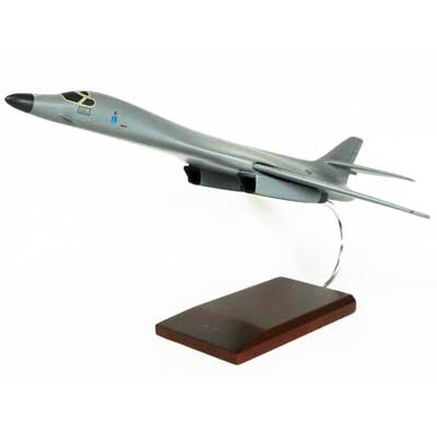 B-1B Lancer (1:100), TMC Pacific Desktop Airplane Models Item Number CB1TR
