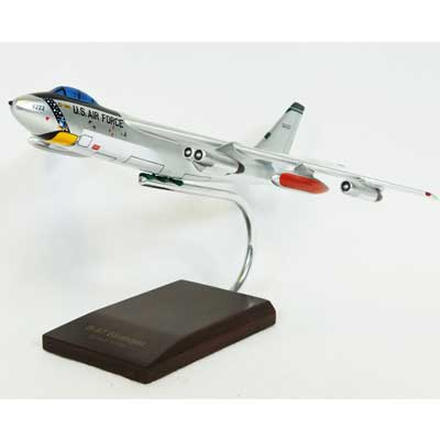 B-47E Stratojet (1:100), TMC Pacific Desktop Airplane Models Item Number CB47T