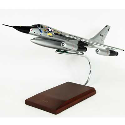 B-58A Hustler (1:72), TMC Pacific Desktop Airplane Models Item Number CB58T