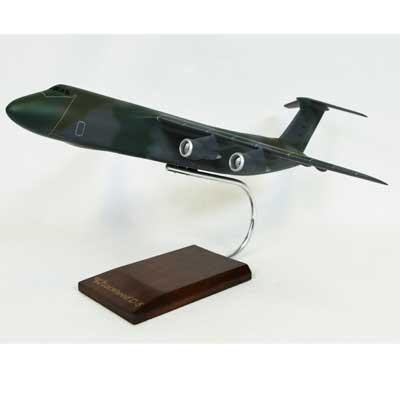 C-5A/B Galaxy (E-1) (1:150), TMC Pacific Desktop Airplane Models Item Number CC005ET