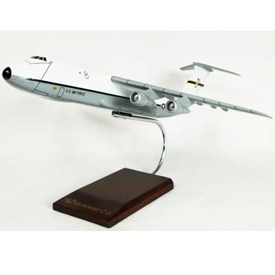 C-5A/B Galaxy (White-Gray) (1:150), TMC Pacific Desktop Airplane Models Item Number CC005T