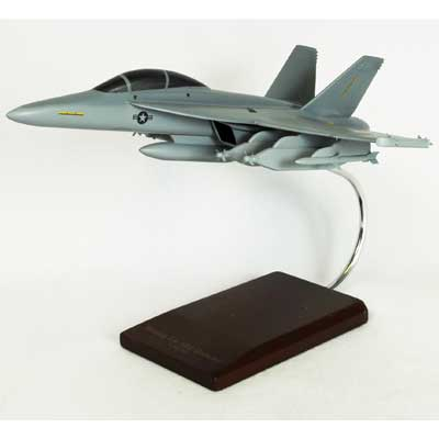 EA-18 Growler (1:48), TMC Pacific Desktop Airplane Models Item Number CF018GR