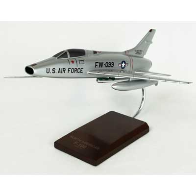 F-100D Super Sabre (1:48), TMC Pacific Desktop Airplane Models Item Number CF100T