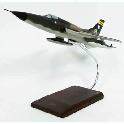F-105D Thunderchief (1:48), TMC Pacific Desktop Airplane Models Item Number CF105T