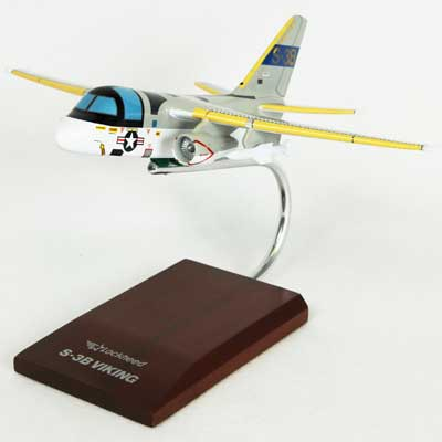 S-3B Viking (1:72), TMC Pacific Desktop Airplane Models Item Number CS3TR
