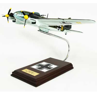 Heinkel He-III (1:48), TMC Pacific Desktop Airplane Models Item Number FGH111TE