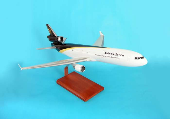 UPS MD-11F 1:100 by Executive Series Display Models item number: G12610