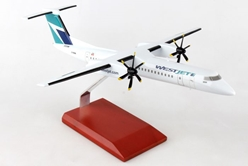 WestJet Q400 (1:72) by Executive Series Display Models item number: G50872