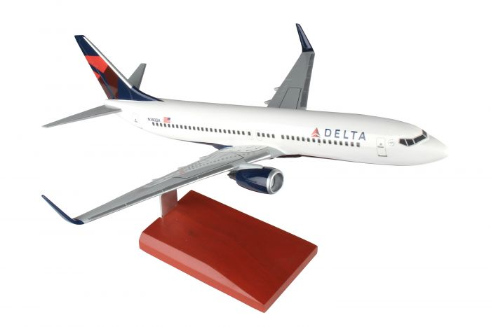 Delta 737-800 New Livery (1:100) by Executive Series Display Models item number: G53100