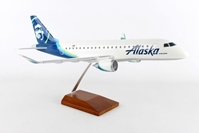"Alaska ERJ-175 ""Horizon Air"" New Livery (1:172) by Executive Series Display Models item number: G60510E"