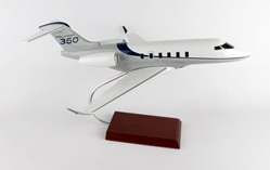 Canadair Challenger 350 (1:35) by Executive Series Display Models item number: H11435