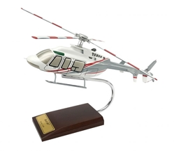 Bell 407 (1:30) by Executive Series Display Models item number: H30430