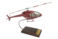 Bell 505 Jet Ranger X (1:30) by Executive Series Display Models item number: H30830
