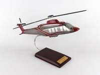 Bell 525 Relentless (1:40) by Executive Series Display Models item number: H31040