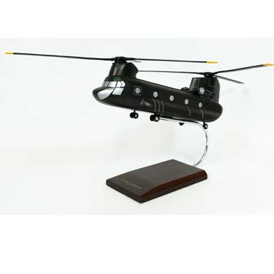 CH-47D Chinook (1:48), TMC Pacific Desktop Airplane Models Item Number HCH47T