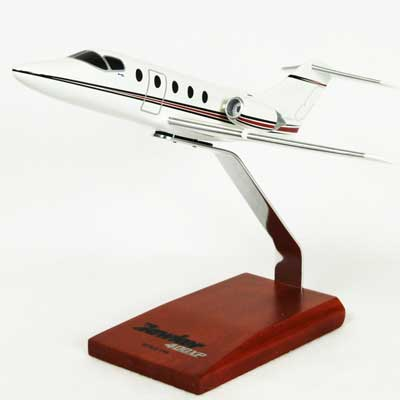 Hawker 400XP (1:48), TMC Pacific Desktop Airplane Models Item Number KBJ400TR