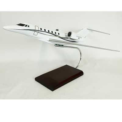 Cessna Citation X (1:40) by TMC Pacific Desktop Airplane Models item number: KCC10