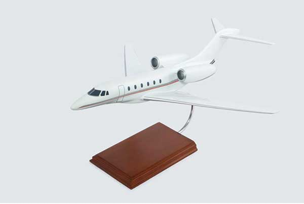 Cessna Citation X Marquis Jet (1:40), Executive Series Display Models Item Number KCC10MJ