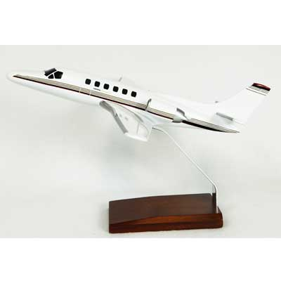 Cessna Citation II (1:40), TMC Pacific Desktop Airplane Models Item Number KCC2TR