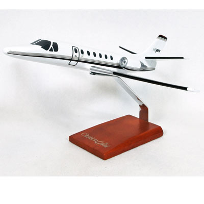 "Cessna Citation V ""Ultra""  (1:40), TMC Pacific Desktop Airplane Models Item Number KCC5TR"