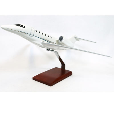 Cessna Citation X (1:40), TMC Pacific Desktop Airplane Models Item Number KCCC10TR