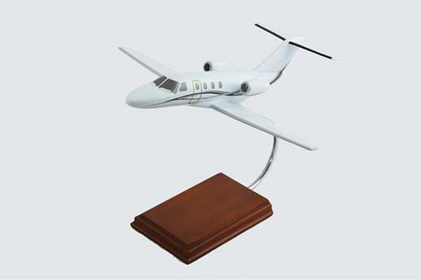 Cessna Citation CJ1+ Cessna (1:40), TMC Pacific Desktop Airplane Models Item Number KCCJ1