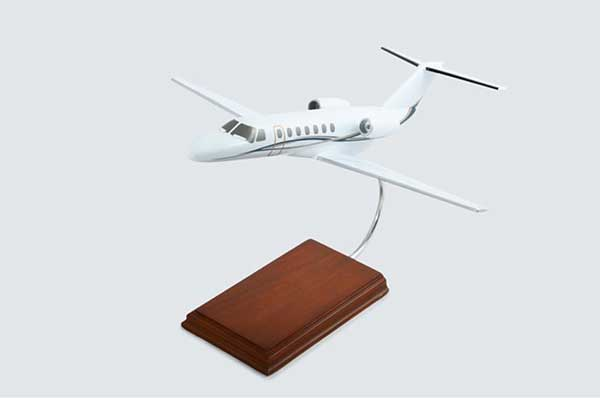 Cessna Citation CJ3 Cessna (1:40), TMC Pacific Desktop Airplane Models Item Number KCCJ3