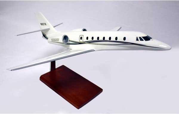 Cessna Citation Sovereign Cessna (1:40), TMC Pacific Desktop Airplane Models Item Number KCCS