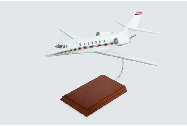 Cessna Citation Sovereign Marquis Jet (1:40), Executive Series Display Models Item Number KCCSMJ