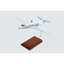 Cessna Citation XLS (Excel) Cessna (1:40), TMC Pacific Desktop Airplane Models Item Number KCCXLS
