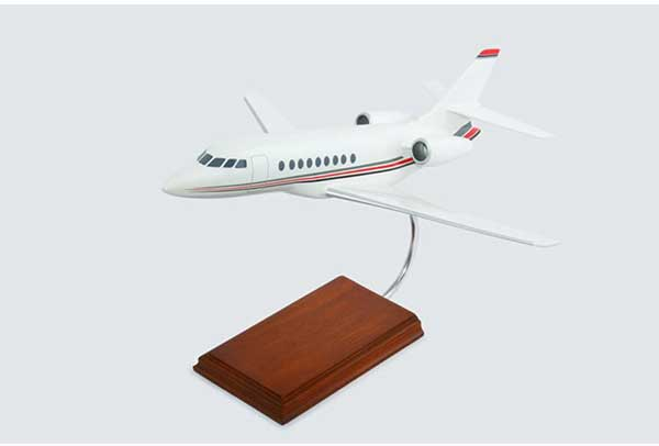Falcon 2000 Marquis Jet (1:48), Executive Series Display Models Item Number KF2000MJ