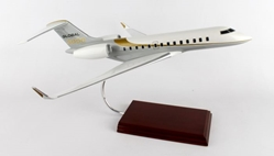 Bombardier Global 5000 1/55 by Executive Series Display Models item number: KG5000TR