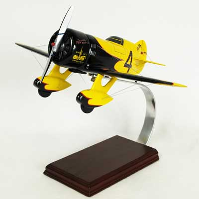 GeeBee -Z- (1:20), TMC Pacific Desktop Airplane Models Item Number KGBZTE