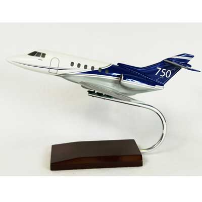Hawker 750 (1:48), TMC Pacific Desktop Airplane Models Item Number KH750TR