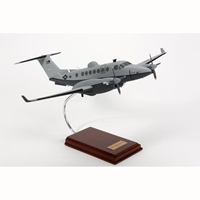 Beechcraft King Air 350, MC-12W Project Liberty (1:32), Executive Series Display Models Item Number KHMC12TR