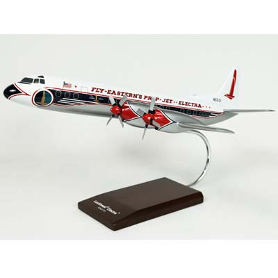 L-188 Electra Eastern (1:72), TMC Pacific Desktop Airplane Models Item Number KL188EAT