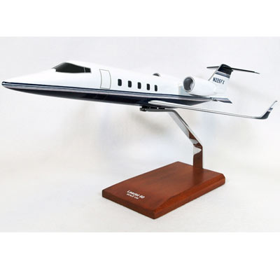 Learjet 60 (1:36), TMC Pacific Desktop Airplane Models Item Number KL60TR