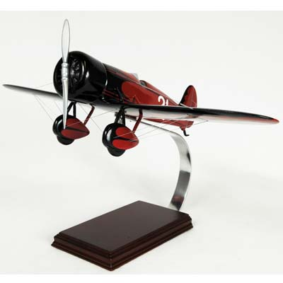 Travelair Mystery Ship (1:20), TMC Pacific Desktop Airplane Models Item Number KMSTE